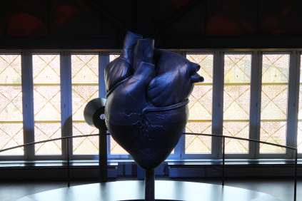 Leather Heart. Ragnarock. Roskilde Rock Museum.